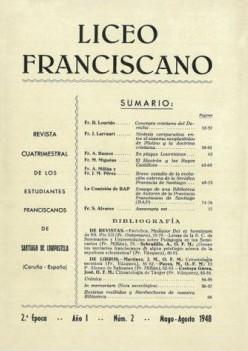 Revista Liceo Franciscano - Números 2