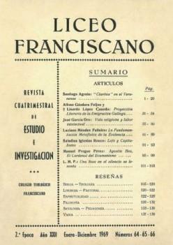 Revista Liceo Franciscano - Números 64-66