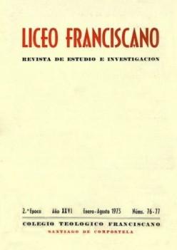 Revista Liceo Franciscano - Números 76-77