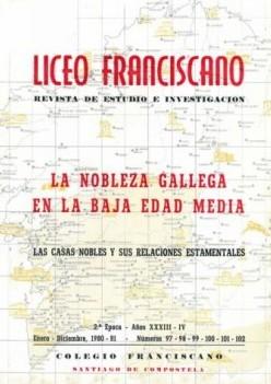 Revista Liceo Franciscano - Números 97-102