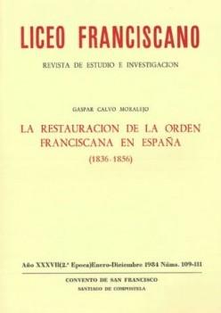 Revista Liceo Franciscano - Números 109-111