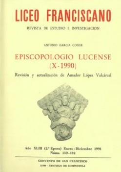 Revista Liceo Franciscano - Números 130-132