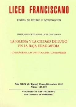 Revista Liceo Franciscano - Números 148-150