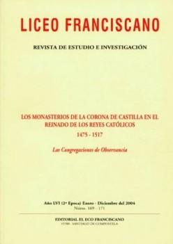Revista Liceo Franciscano - Números 169-171