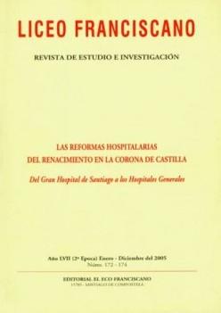 Revista Liceo Franciscano - Números 172-174
