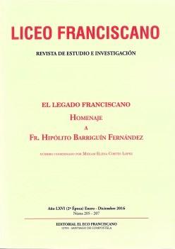 Revista Liceo Franciscano - Números 205-207